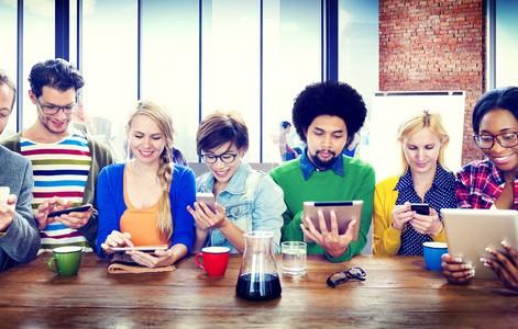 People using storypad