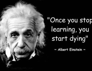 Albert Einstein Learnings